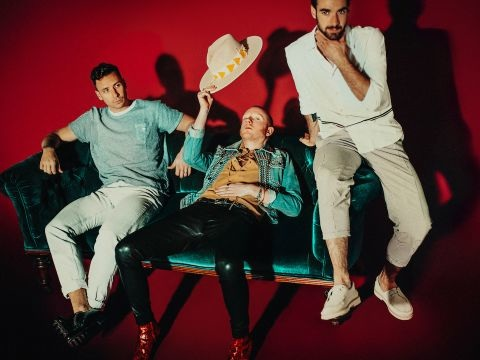 Two Door Cinema Club Release New EP 'Lost Songs (Found)'