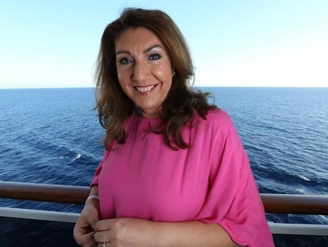 Airdate: Cruising with Jane McDonald