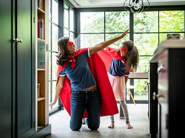 10 reasons why all mums are actually superheroes