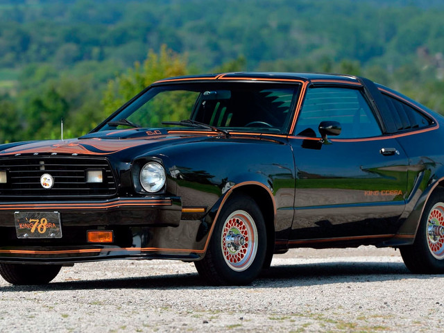 Think The Ford Mustang Mach-E Is Sacrilege? Check Out This 1978 Mustang II King Cobra