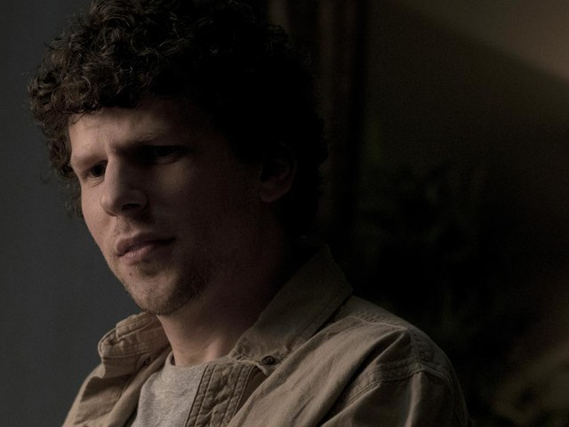Surprising new role for Hollywood star Jesse Eisenberg