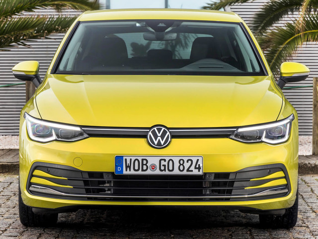 2020 Volkswagen Golf Mk8 Deliveries Halted Over Software Issue