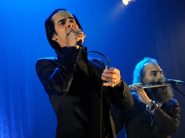 Listen To Never Before Heard Nick Cave & The Bad Seeds Song 'Earthlings'