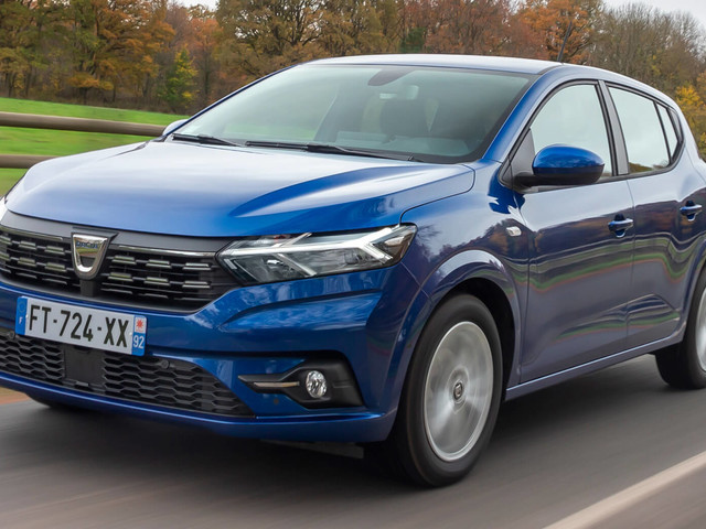 2021 Dacia Sandero Launched As UK's Cheapest New Car