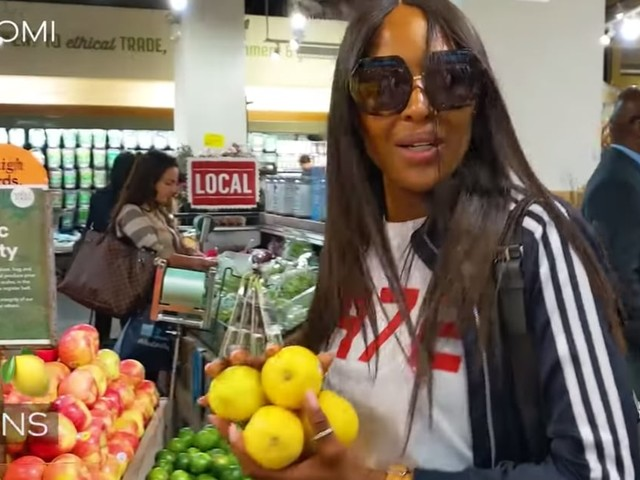 Naomi Campbell Takes Us Grocery Shopping, and 2 Other Things You Missed This Week