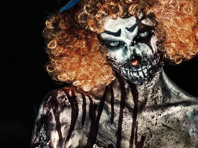 Hauntville is a terrifying Halloween extravaganza