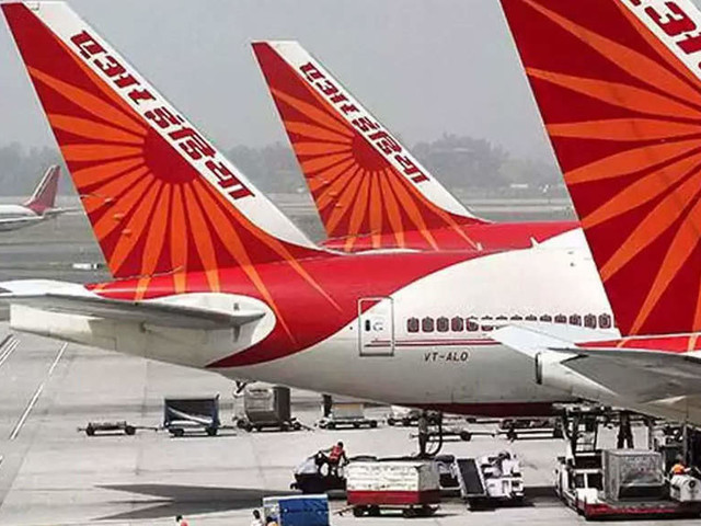 Air India chief meets SBI chairman over leasing Jet Airways' planes