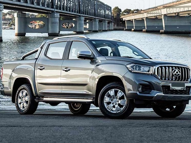 Should the 2022 Mitsubishi Triton be frightened of the LDV T60 Chinese ute? Australian sales and pricing of the two compared