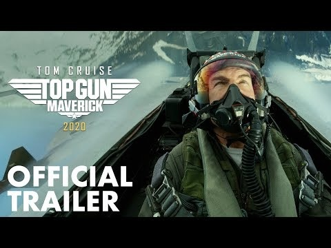 Lainey reacts to the Top Gun: Maverick trailer
