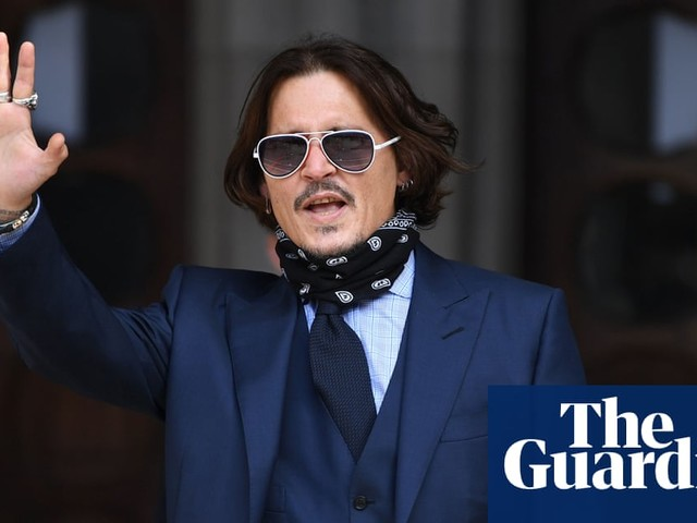 Johnny Depp told bodyguard that Amber Heard 'cut my finger off'