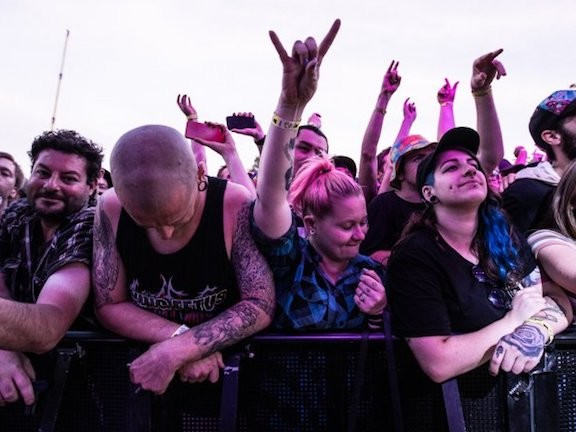"Police Praise Good Things Festival Crowds, After ""Small Number"" Of Drug Incidents"