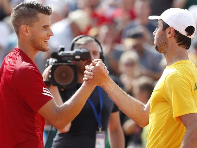 Davis Cup 2018: Australia vs Austria live coverage, schedule, matchups