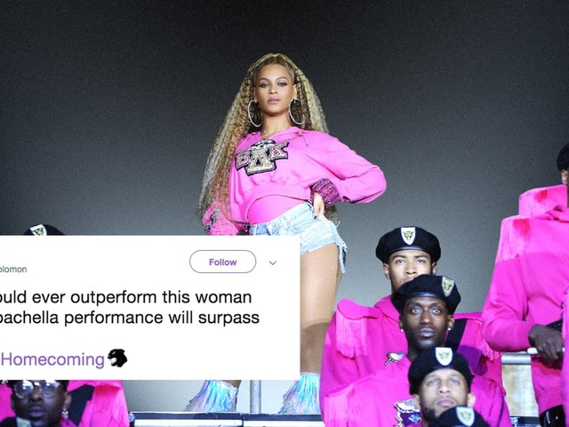 Beyoncé Gave the Beyhive a Homecoming Film AND Live Album - Now, They're All Abuzz
