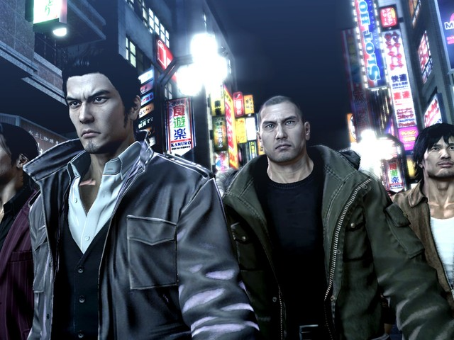Revisit the Japanese underworld with Yakuza Remastered Collection