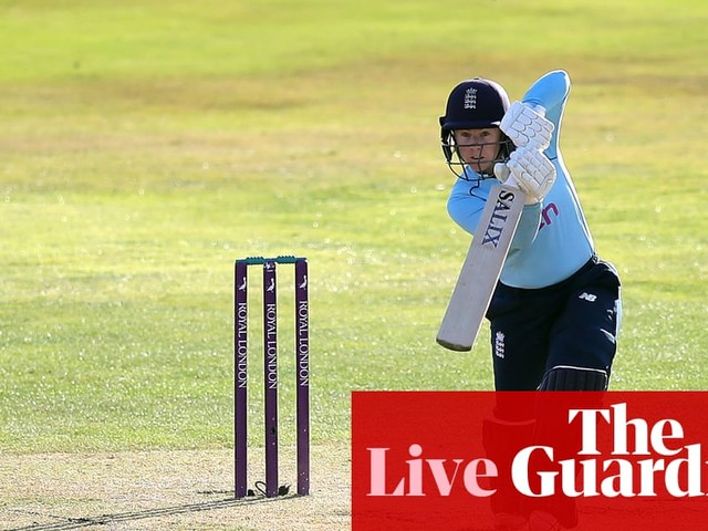 England chase 245 against New Zealand to win fourth women's ODI – live!