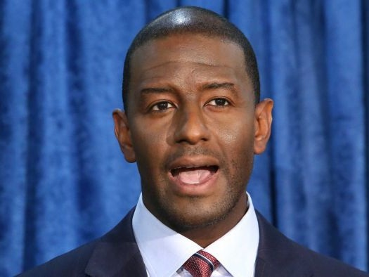 Democrat who wanted to become Florida's first African-American governor concedes — again