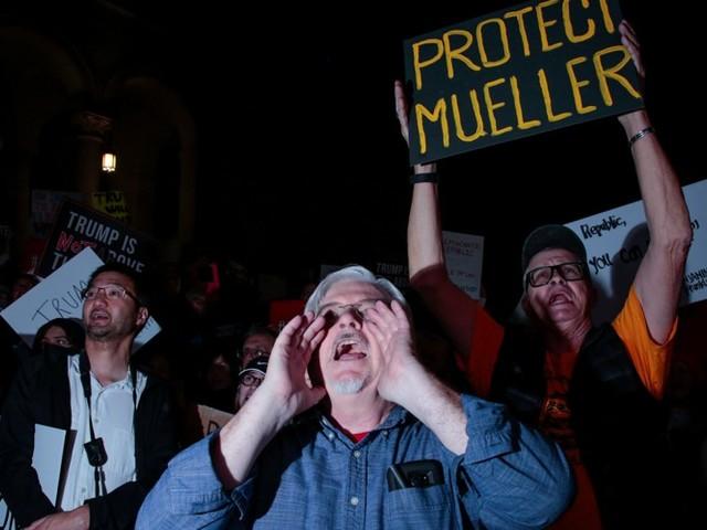 Imagining Trump's America Without Robert Mueller