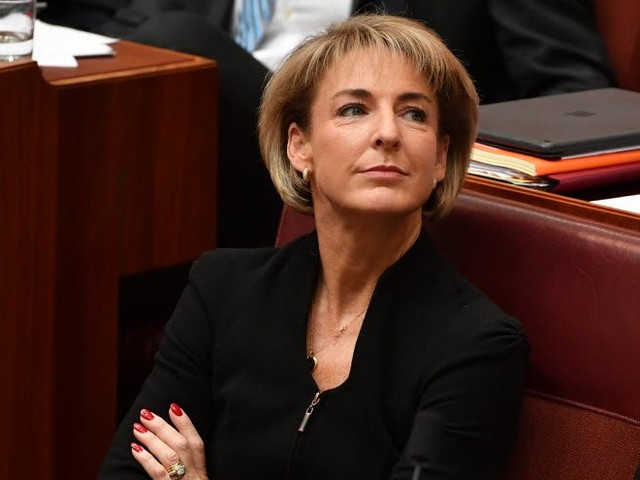 Michaelia Cash: a portrait of a politician under oath