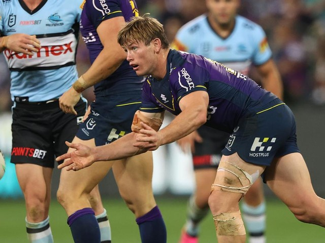 Grant's focus elsewhere as Storm plan for the future