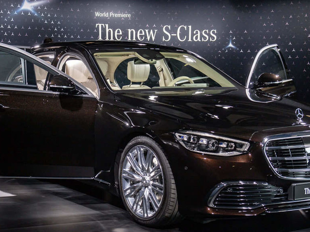 Mercedes Benz June sales back to pre-Covid levels