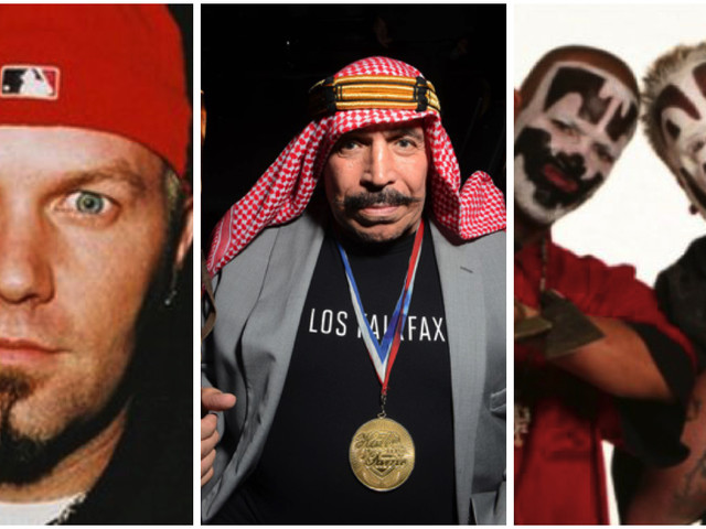 Wrestler The Iron Sheik Helps End Feud Between Limp Bizkit & Insane Clown Posse
