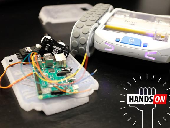 This Modular Sphero Bot Is A Big Step Toward More Customisable Robotics