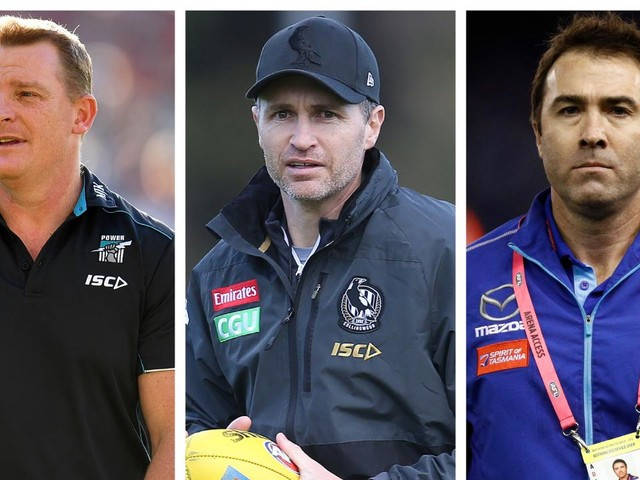 Justin Longmuir emerges as the early frontrunner among the coaches in contention for Fremantle role