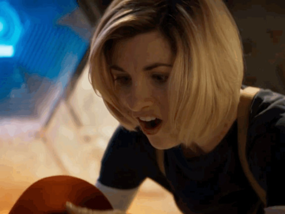 The Doctor Gets A Very Special Delivery In This New Doctor Who Clip