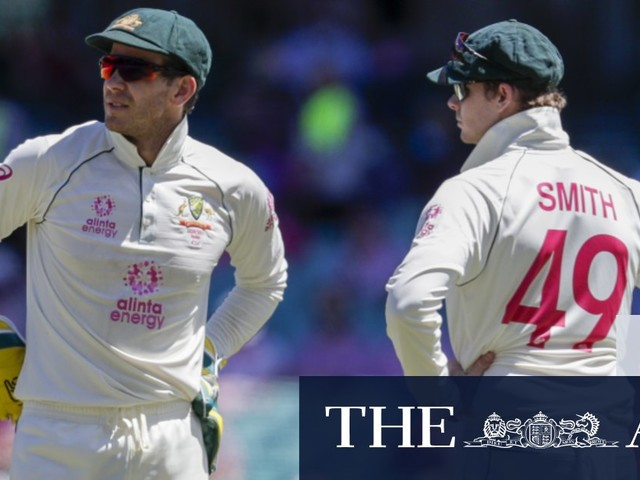 Australia's frailty has been exposed and Paine is under huge pressure