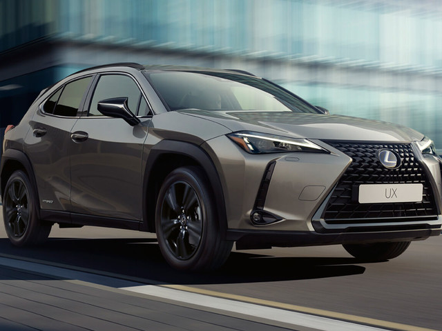UK's 2021 Lexus UX 250h Becomes More Stylish With New Premium Sport Edition Grade