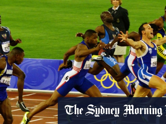 From the Archives, 2000: Elite sprinters conned by Kon the Greek
