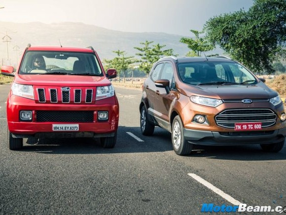 Ford Mahindra Sign Agreement To Develop Mid-Size SUV