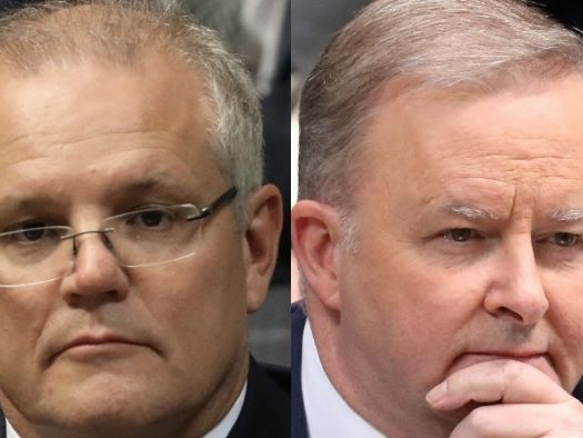 We're learning a great deal about Scott Morrison from how he's handling the coronavirus