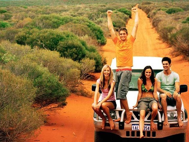 Tourism Australia Plugs Working Holiday Visa Video
