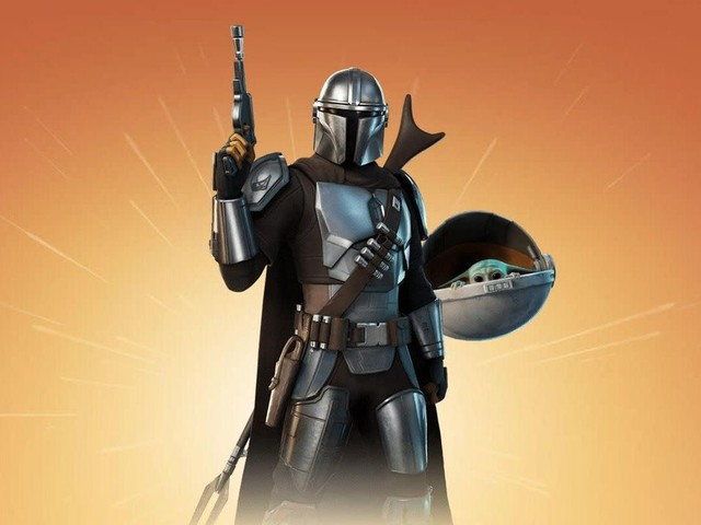 How to Unlock the Mandalorian and Baby Yoda in 'Fortnite'