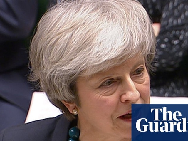 Desperate Theresa May reveals her Brexit plan B: buy more time