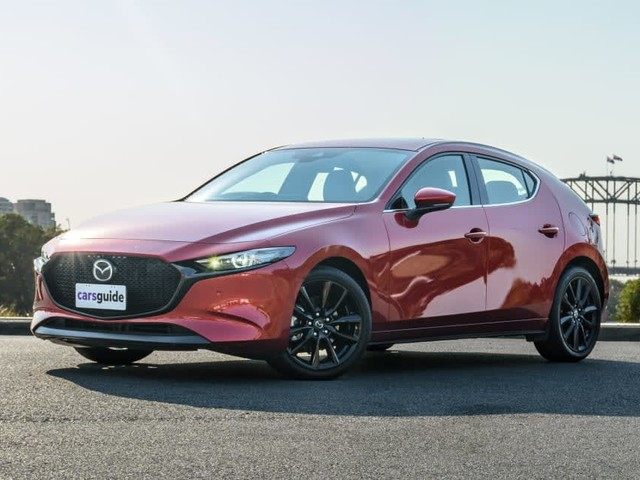 New Mazda 3 2.5 Turbo 2021: Hot hatch and sedan more powerful than first thought! MPS successor outmuscles Volkswagen Golf GTI