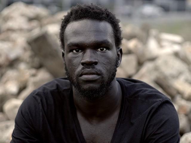 The Word Child Soldier to Warrior Poet: Abe Nouk