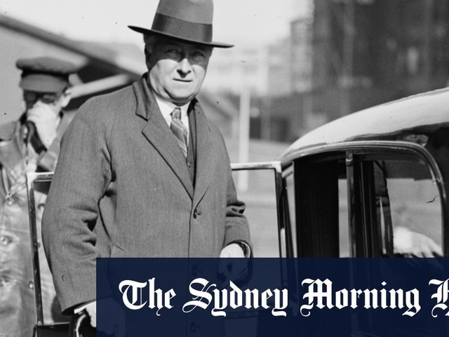 From the Archives, 1935: The Prime Minister's return