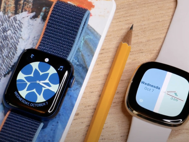 Apple Watch Series 6 vs. Fitbit Sense: Top smartwatches go head to head - CNET
