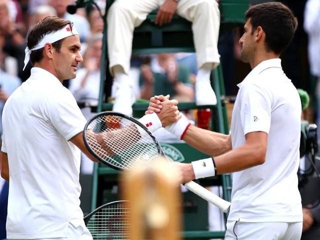 World reacts to Novak Djokovic's wild win over Roger Federer in the Wimbledon final