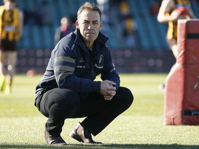 There's a 'significant lure' to coach Carlton or Collingwood. This is why Clarko said no... again