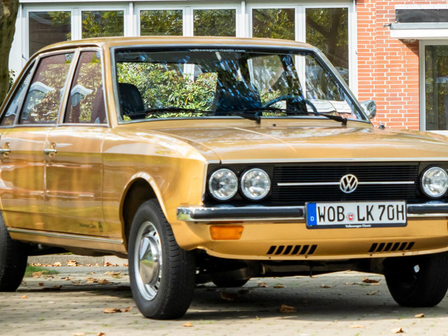 Volkswagen K70 Debuted 50 Years Ago As The Brand's First FWD Car With A Water-Cooled Engine