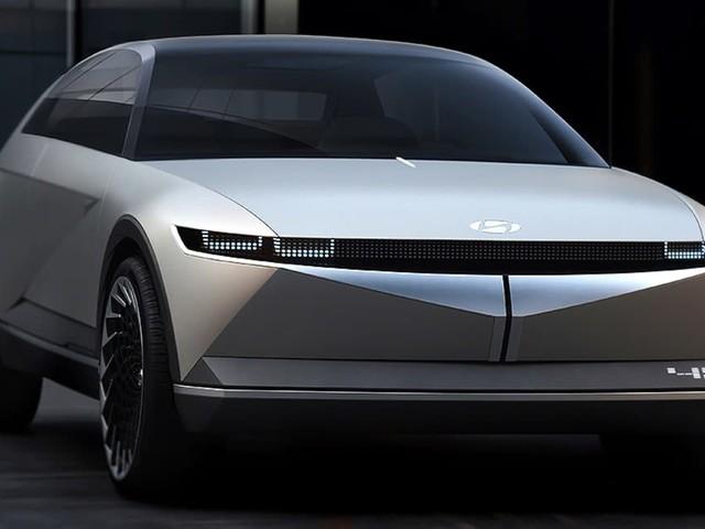 New Hyundai Ioniq electric brand confirmed! Ioniq 5 2021 SUV to be followed by Ioniq 6 2022 sedan