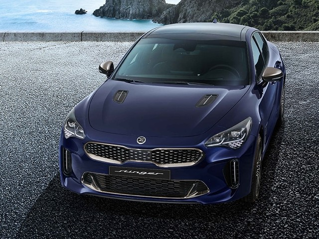 New Kia Stinger 2021 detailed: Facelift for rear-wheel-drive flagship goes official