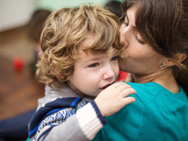 Helpline: Daycare drop offs, night waking and toddler tantrums