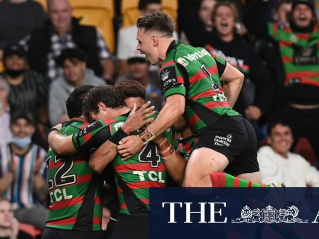 The Rabbitohs march into another grand final with win over Manly