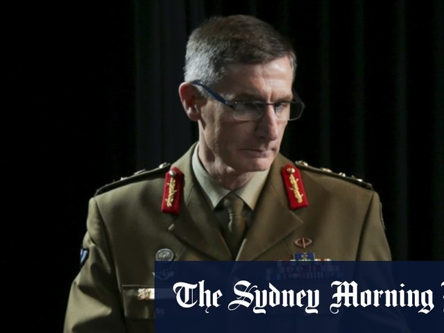 Defence Force chief Angus Campbell backs down on stripping SAS awards