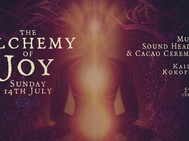 The Alchemy Of Joy
