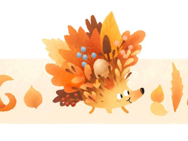 Google Doodles welcome first day of autumn (and spring) - CNET